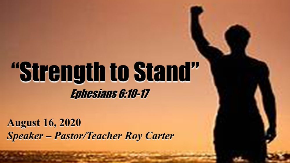Strength to Stand Image